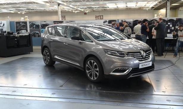 Renault Espace 2015 Фото 06