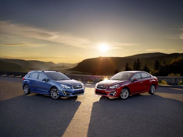 Subaru Impreza 2015 Фото 10