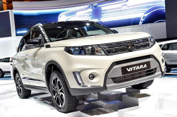 Suzuki Vitara 2015 Фото 17