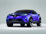 Toyota C-HR концепт 2015 Фото 01