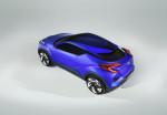 Toyota C-HR концепт 2015 Фото 03