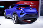 Toyota C-HR концепт 2015 Фото 05