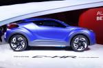 Toyota C-HR концепт 2015 Фото 06