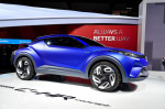Toyota C-HR концепт 2015 Фото 07