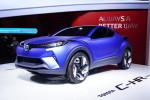 Toyota C-HR концепт 2015 Фото 08
