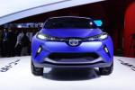 Toyota C-HR концепт 2015 Фото 09