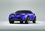 Toyota Concept C-HR 2014 Фото 01