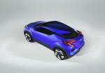 Toyota Concept C-HR 2014 Фото 02