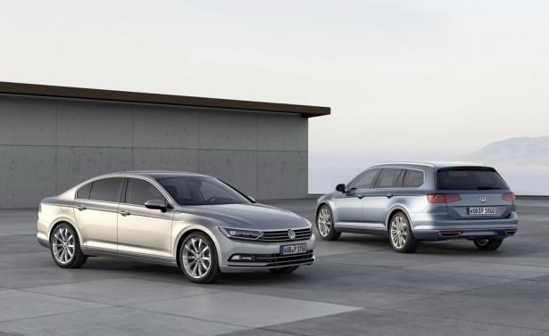 Volkswagen Passat 2015 Фото 21