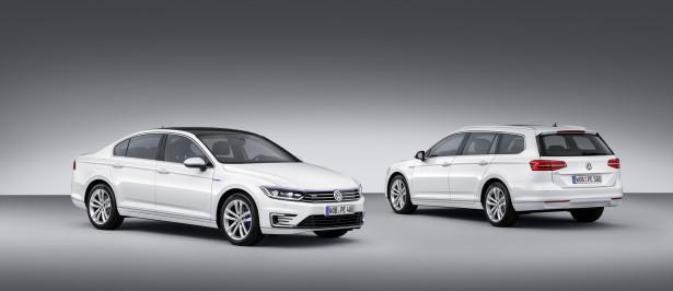 Volkswagen Passat GTE 2015 Фото 01