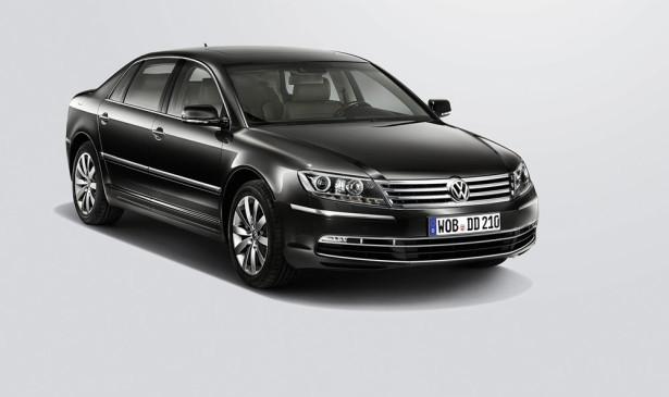 Volkswagen Phaeton 2015 Фото 01