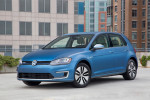 Volkswagen e-Golf 2015 Фото 12