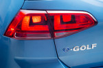 Volkswagen e-Golf 2015 Фото 14