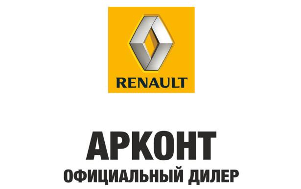 лого рено арконт