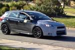 прототипы Focus RS и Explorer Фото 06