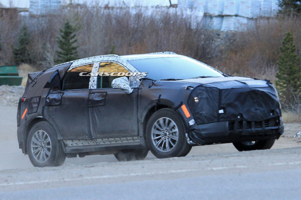 Cadillac SRX 2016 Фото 3