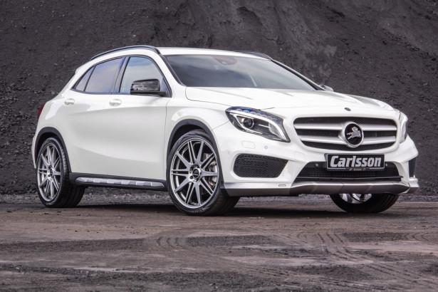 Carlsson Mercedes GLA 2014 Фото 08