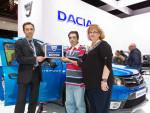 Dacia 3 миллиона автомобилей Фото 02