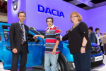 Dacia 3 миллиона автомобилей Фото 03