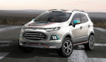 Ford EcoSport The Beast Concept 2015
