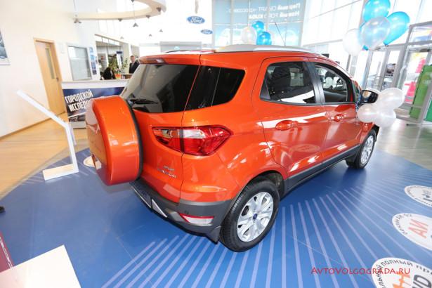 Ford EcoSport Волгоград Арконт 13