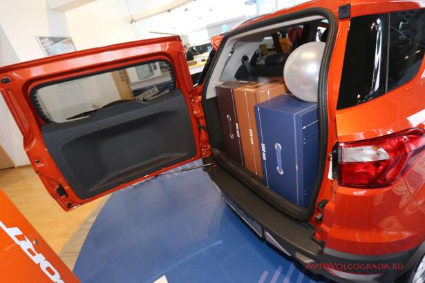 Ford EcoSport Волгоград Арконт 15