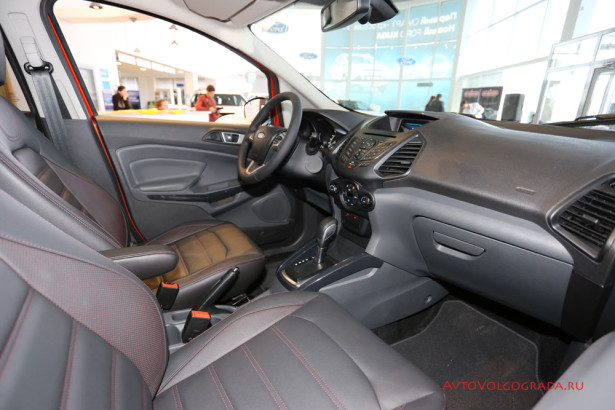 Ford EcoSport Волгоград Арконт 20