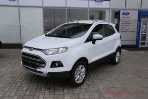 Ford EcoSport Волгоград Арконт 34