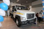 Презентация нового грузовика ГАЗон NEXT в Волгограде!