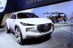 Hyundai Intrado Concept 2015 Фото 10