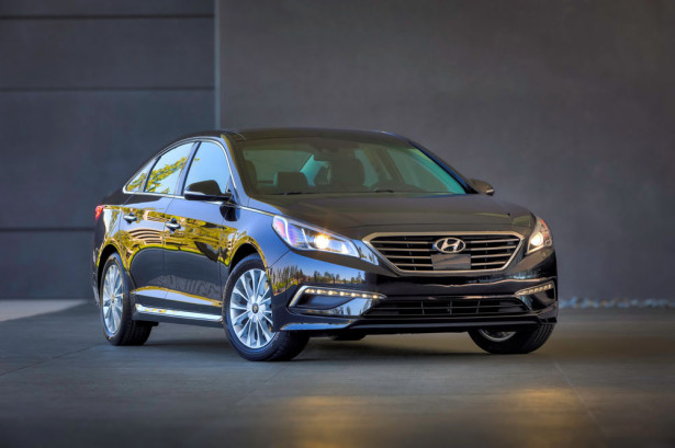 Hyundai Sonata 2015 Фото 3