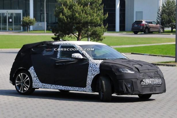 Hyundai Veloster 2015 Фото 1