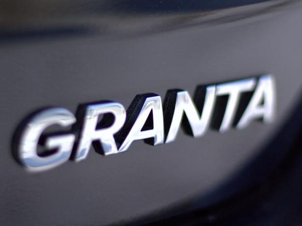 Lada Granta logo