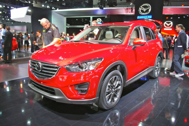 Mazda CX-5 2016 Фото 03