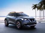 Nissan Kicks Concept 2015 Фото 02