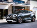 Nissan Kicks Concept 2015 Фото 08