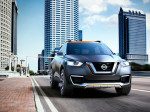Nissan Kicks Concept 2015 Фото 09