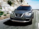 Nissan Kicks Concept 2015 Фото 13