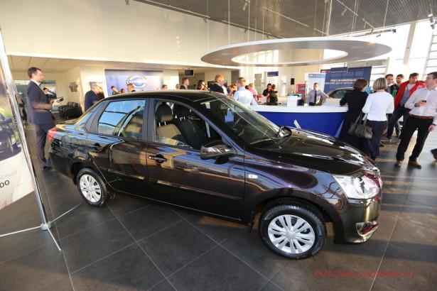 Открытие Datsun Арконт Волгоград 2015 год 21