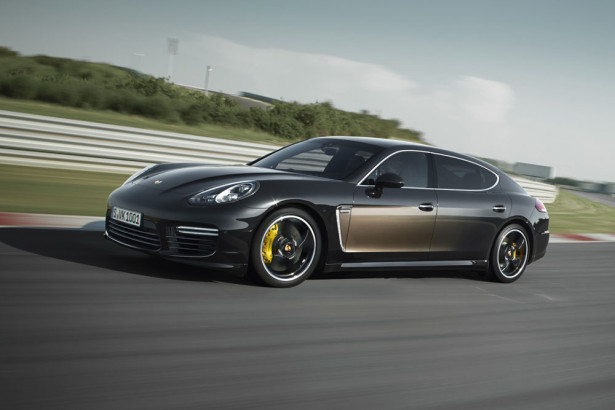 Porsche Panamera Exclusive Series Фото 02