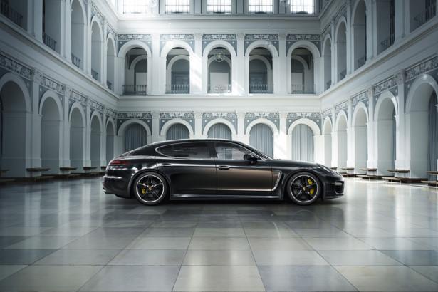 Porsche Panamera Turbo S Exclusive 2014 Фото 2