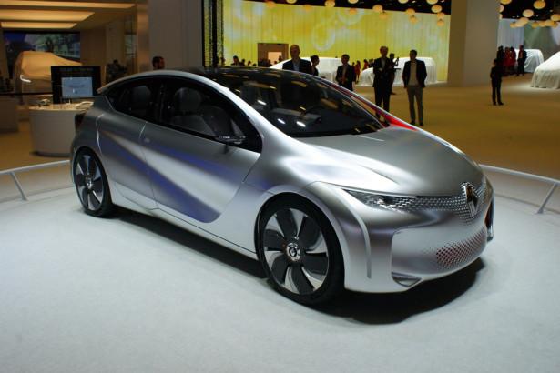 Renault Eolab концепт 2015 Фото 4