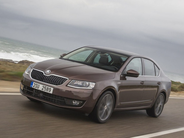 Skoda Octavia Laurin&Klement 2015 Фото 02