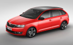 Skoda Rapid Spaceback 2015 Фото 06