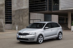 Skoda Rapid Spaceback 2015 Фото 07