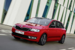 Skoda Rapid Spaceback 2015 Фото 08