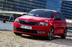 Skoda Rapid Spaceback 2015 Фото 09