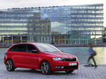 Skoda Rapid Spaceback 2015 Фото 10