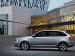Skoda Rapid Spaceback 2015 Фото 13