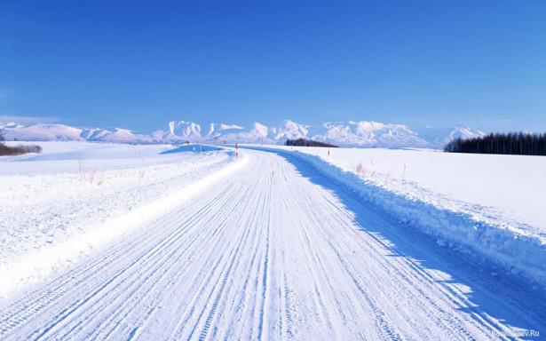 Снег не будет счищаться на дорогах России